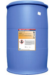 Selaclean Steam 90 200 ltr fat
