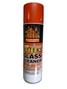Soteks Glasrent, 250 ml.
