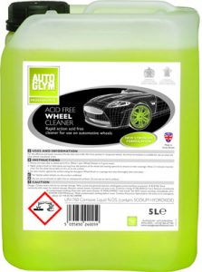 Acid Free Wheel Cleaner 5L.
