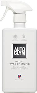 Instant Tyre Dressing, 500 ml.