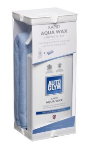 Aqua Wax 500 ml. Kit.